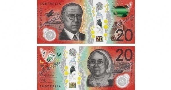 Фото Полимерная банкнота