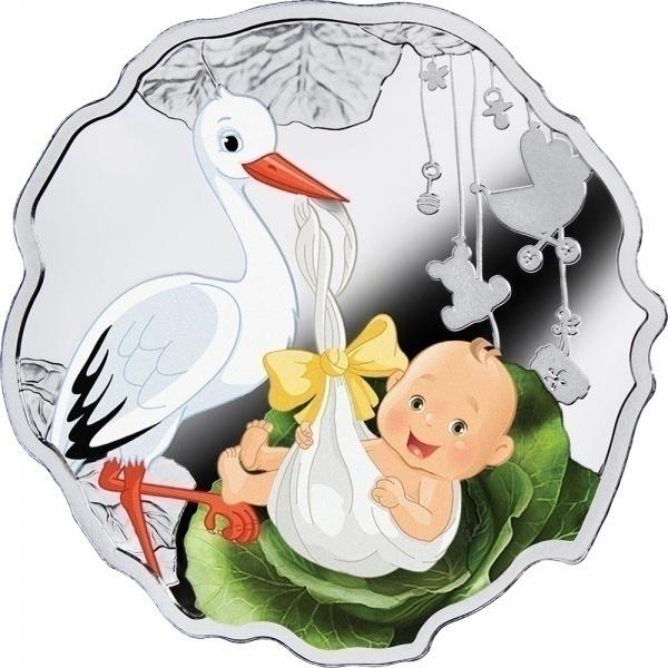 Шаблоны к рождению ребенка, ретро