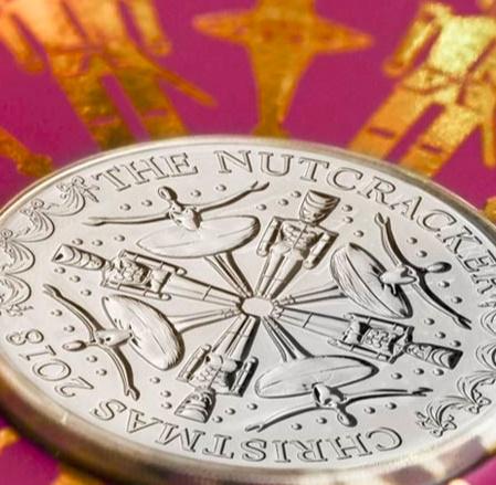 Фото Рождественская монет