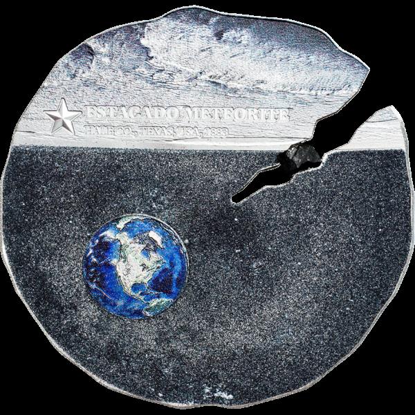 Фото Еще один метеорит на