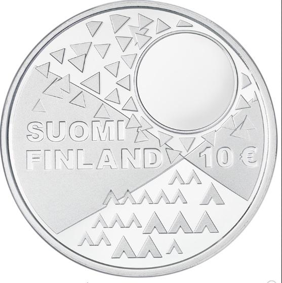 Фото Монеты Финляндии и с