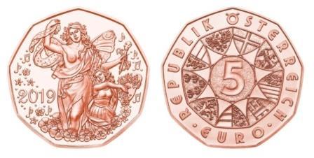 Фото Новогодняя монета сп