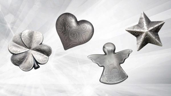 Фото Серебряная монета ох