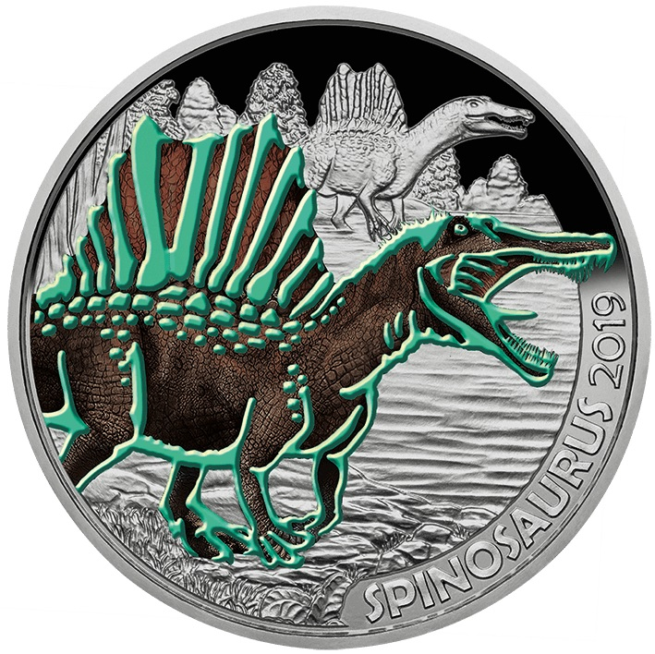 Фото Первая монета «Спино