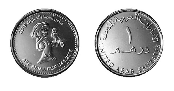 Фото Монеты в честь Кубка