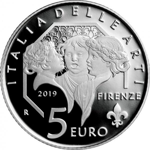 Фото Видео: монета Италии