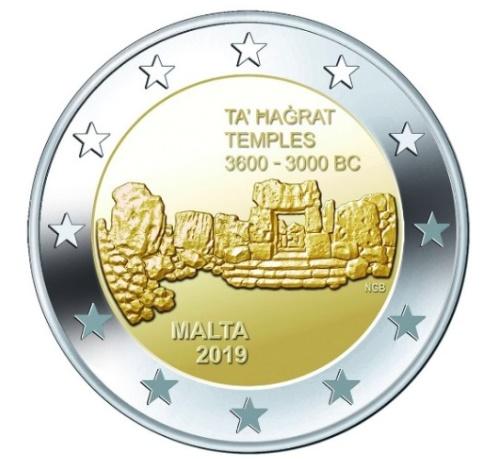 Фото 2 евро 2019 года с д