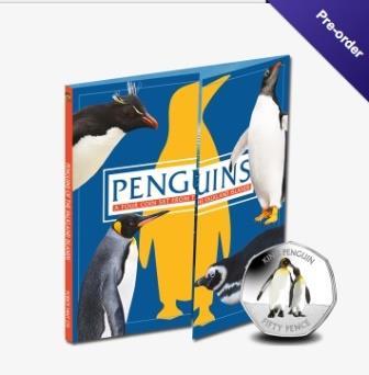 Фото Королевский пингвин