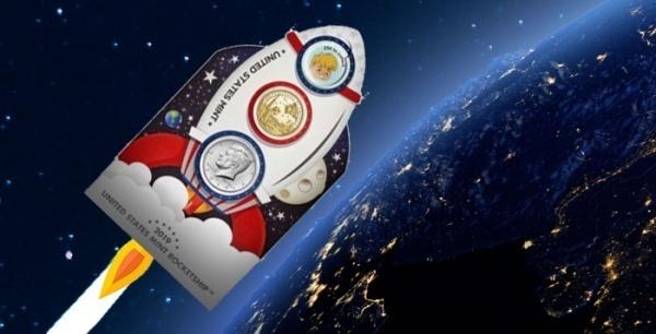 Фото Новые монеты для юны