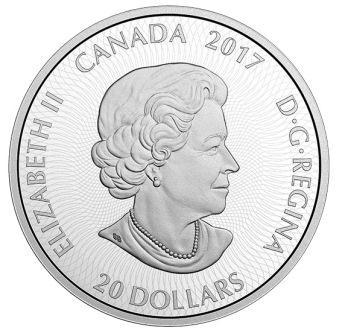 Серии монет канады 20 злотых 1987 года стоимость