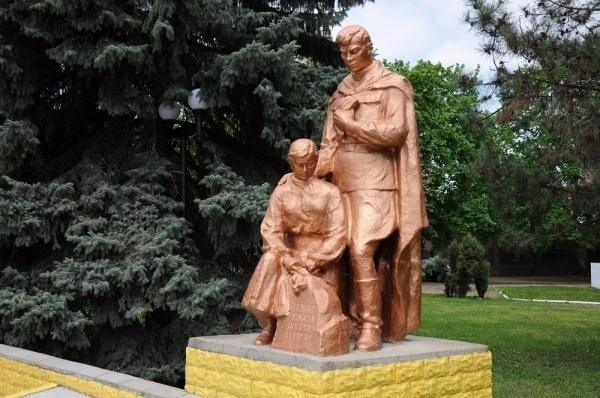 Фото Героям войны посвяща