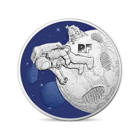 Фото Первый шаг на Луне з