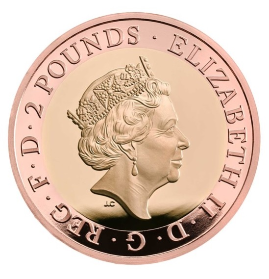 Фото Набор золотых монет