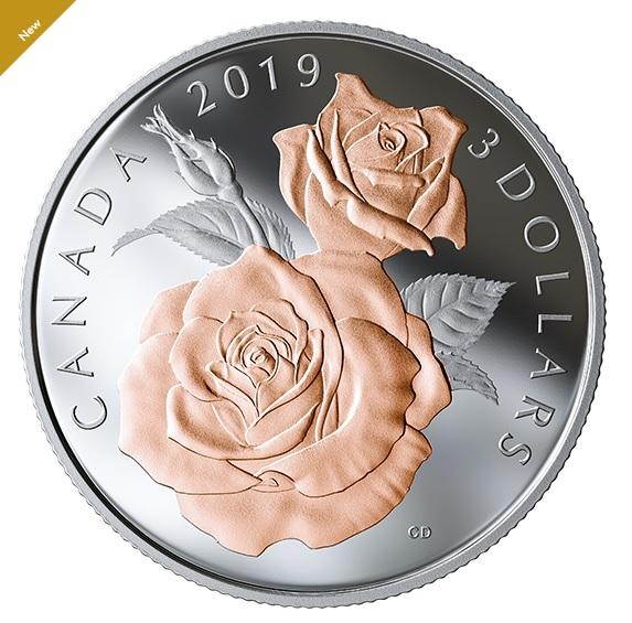 Фото Красивая монета с ро
