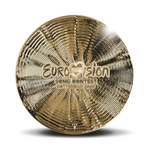 Фото Официальная монета Е