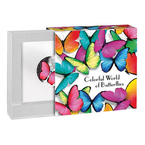 Фото Красочный мир бабоче