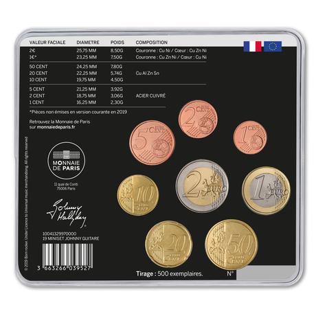 Фото Набор монет в честь